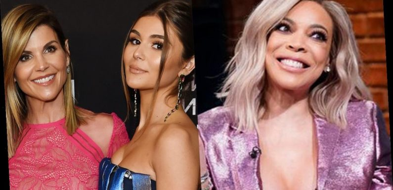 Wendy Williams slams 'entitled,' 'stupid' Olivia Jade and Lori Loughlin: 'Go away'