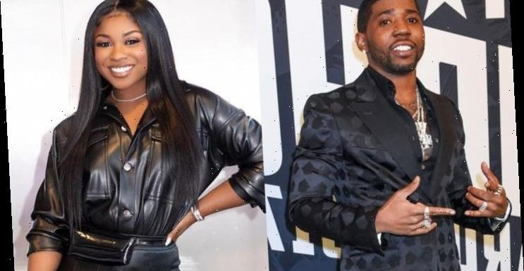 Back Together? YFN Lucci Showers Reginae Carter With a Room Full of Roses for Her Birthday