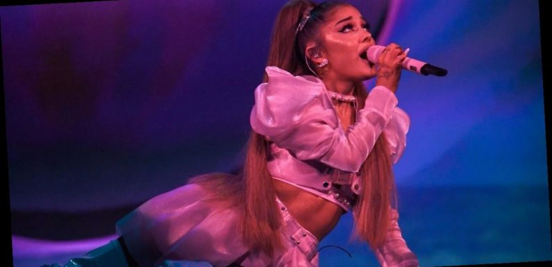 Ariana Grande being sued for copyright over hit single '7 Rings' by rapper DOT
