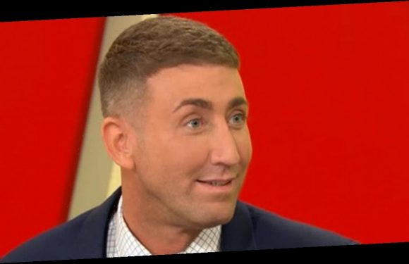 Christopher Maloney nearly dies after contracting killer parasite from eating crispy duck pancakes