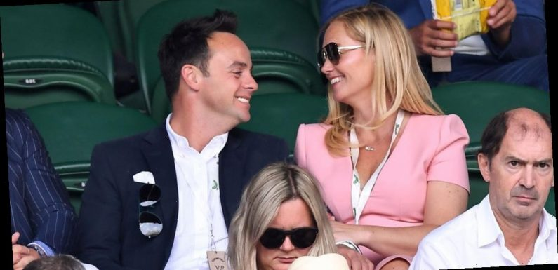 Ant McPartlin vows to move on with his PA after finally striking divorce deal