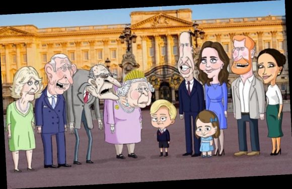 'The Prince,' An Animated Series About The Royal Family, Is Coming To HBO Max