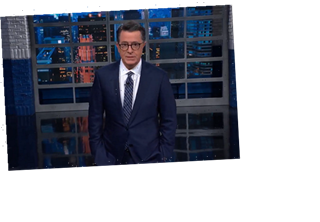 Colbert Helpfully Offers Donald Trump a Spelling Lesson (Video)