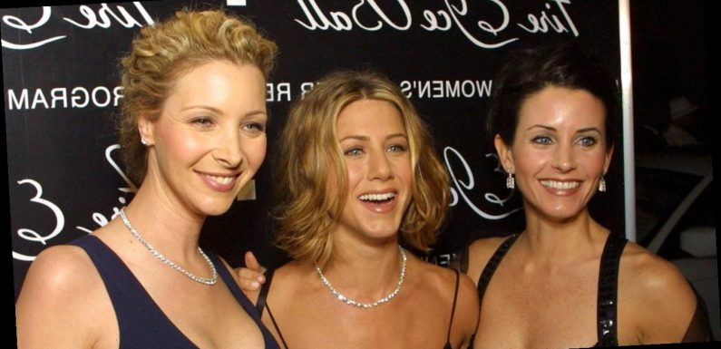 Always There! See the 'Friends' Cast Reuniting Through the Years