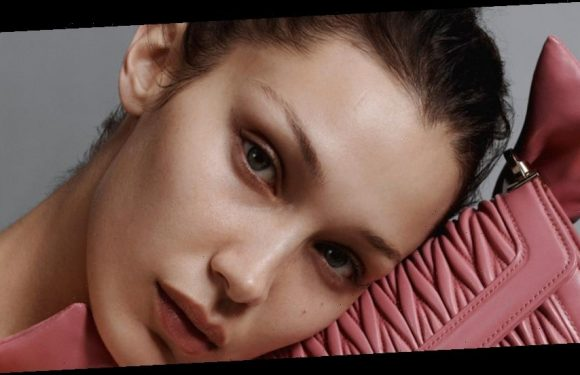 Bella Hadid Poses for Miu Miu Spring/Summer 2020 – See the Campaign Pics!