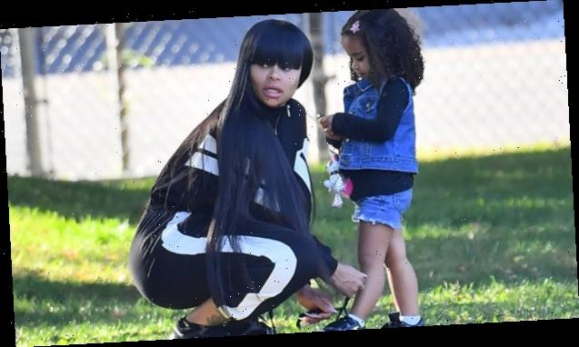 Blac Chyna Shares Video Of Dream Wearing Earrings After Rob Reportedly Files For Primary Custody