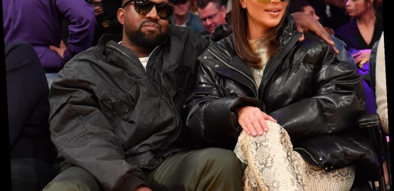 Kim Kardashian's Instagram At Tristan Thompson's Basketball Game Is A Lot