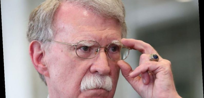 Impeachment TV: John Bolton Says He's Willing To Testify If Subpoenaed By The Senate