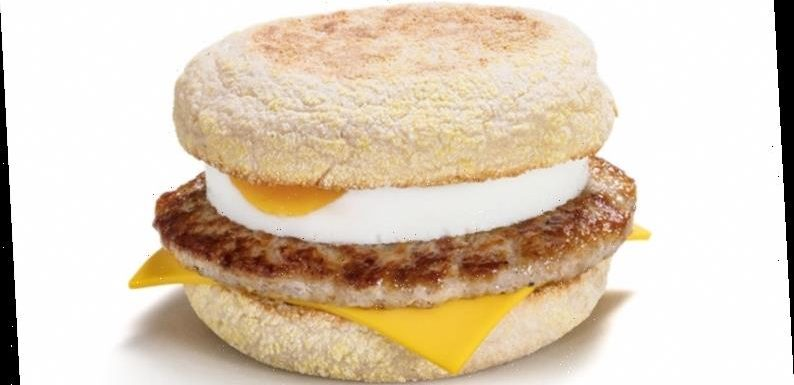 McDonald's is giving away FREE McMuffins with every hot drink this Sunday