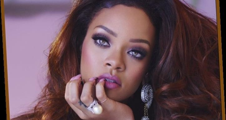 Rihanna Shares Sexy Pics Showing Off Savage X Fenty Valentine's Collection