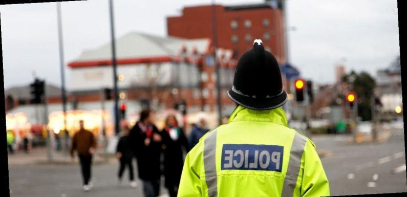 It is not down to police to solve mental health crisis