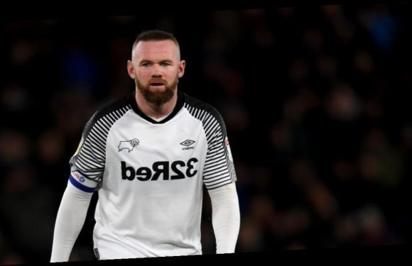 Wayne Rooney's son following in his dad's footsteps as he shows off impressive football skills
