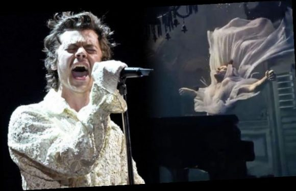 Harry Styles Falling: Former One Direction singer's new music video has dropped – WATCH