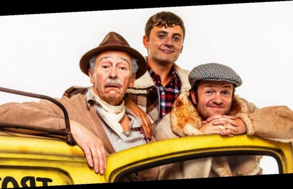 Only Fools and Horses: The Musical say they'd love to star on Broadway