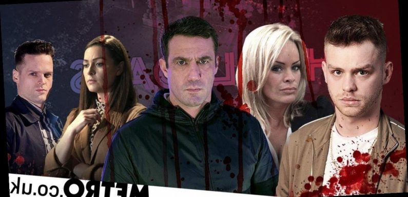Spoilers: Hollyoaks trailer reveals shock arrest, horror kidnap and new arrival