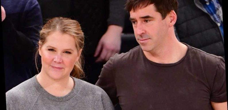 Amy Schumer gives update on IVF process