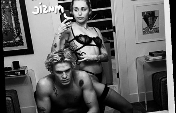 Miley Cyrus Reveals Her NSFW Tips To Help Cody Simpson Record Better Music!