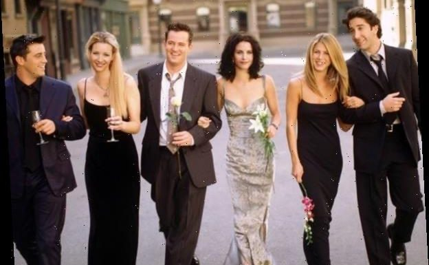 It's Official: A Friends Cast Reunion Is Coming to HBO Max
