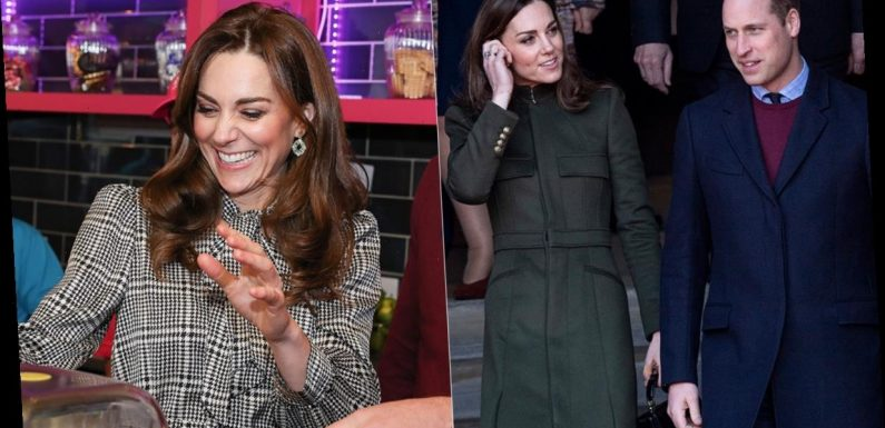 Best photos from Prince William and Kate Middleton's visit to Bradford for first joint engagement of the year