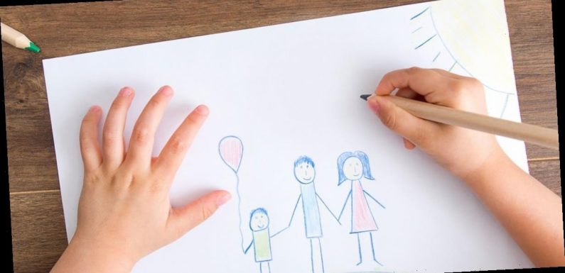 Eight-year-old designs 'isolation schooling' drawing activity with 42 prompts