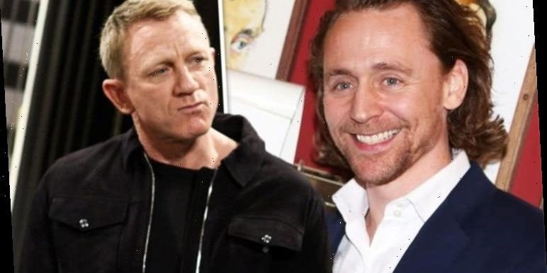 James Bond: New actor odds SLASHED on Tom Hiddleston in race to replace Daniel Craig