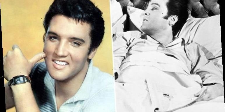 Elvis Presley's bedroom: His close friend reveals the 'CRAZY' things they all got up to