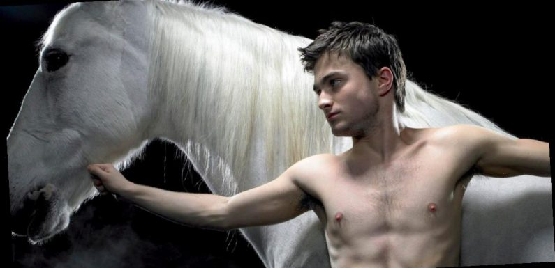 Daniel Radcliffe opens up about urinating on camera in 'full-frontal' scene