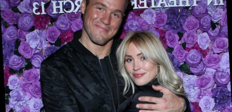 'The Bachelor's Colton Underwood Comforts Cassie Randolph After She Was Stung By a Stingray