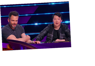 Joel McHale Returns to 'The Masked Singer,' Is Tormented by Ken Jeong
