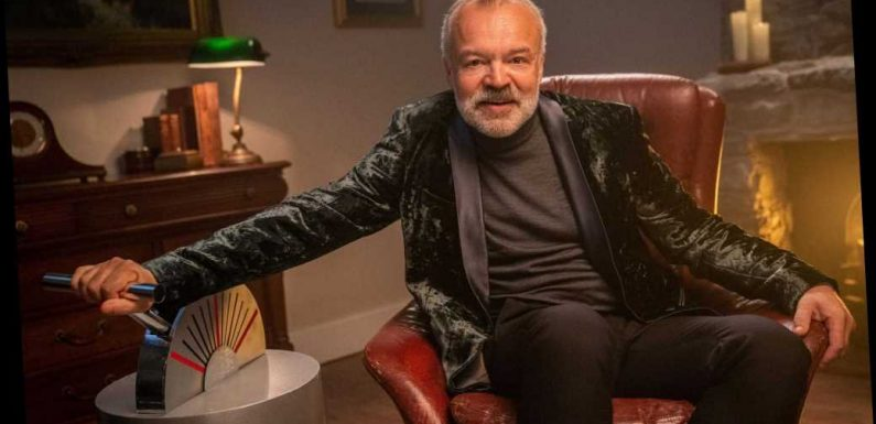 When is The Graham Norton Show back on BBC One?
