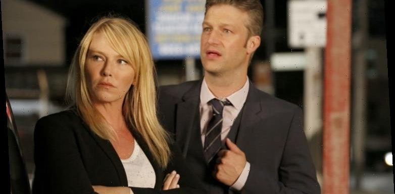 'Law & Order: SVU': Kelli Giddish and Peter Scanavino Talk About Their Complicated Relationship on the Show