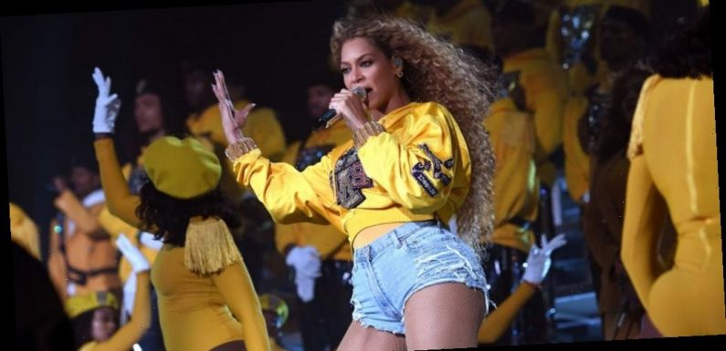 There's a Beyoncé Homecoming Watch Party Tonight, to Make You Feel Less Lonely