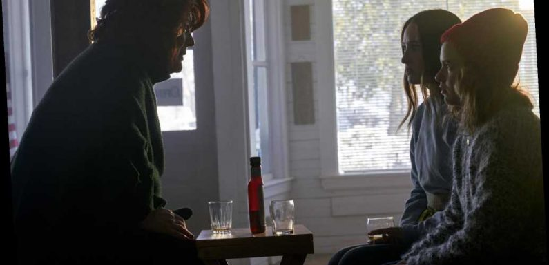 'Blow the Man Down': A Maine Noir with Money, Murder and Matriarchy