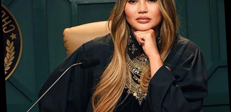 Chrissy Teigen Takes Twitter to Court for Silly Judgments, Weighs In on Tiger King's Darkest Theory