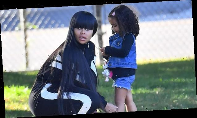 Dream Kardashian's Cutest Moments With Blac Chyna: See Their Sweet Mother/Daughter Pics