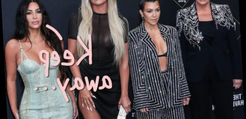 The Kardashian Family Is Taking Social Distancing Very Seriously Amid The Coronavirus Outbreak