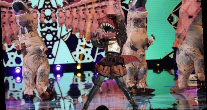 'The Masked Singer' Reveals the Identity of the T-Rex: Here's the Star Under the Mask