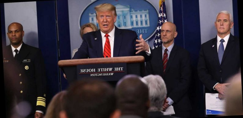 There Won't Be Any Standardized Tests This Year Due To Coronavirus, Trump Said