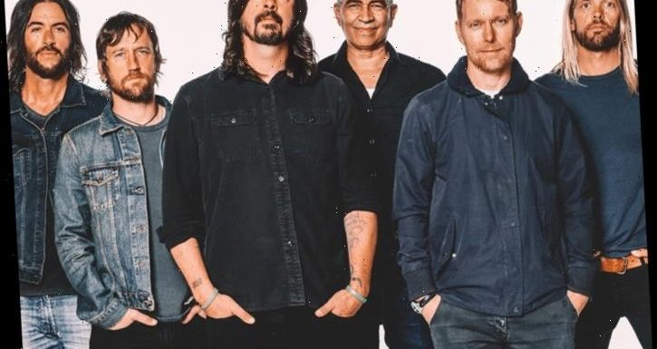 Dave Grohl Says Recording Sessions For New Album Were Plagued By Ghosts