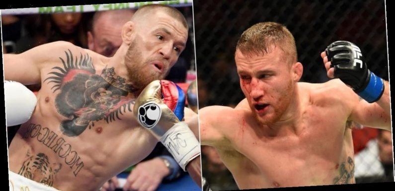 Justin Gaethje would 'destroy' Conor McGregor in a single round, according to a UFC champion