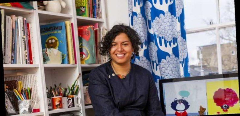 Meet Nadia Shireen, the children's author who could've been a DJ