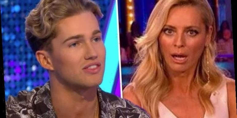 AJ Pritchard's replacement 'revealed' as former Strictly Come Dancing pro drops huge clue