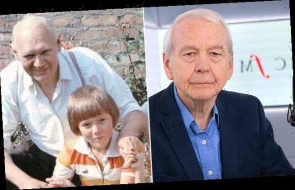 JOHN HUMPHRYS: My father begged me to help him die