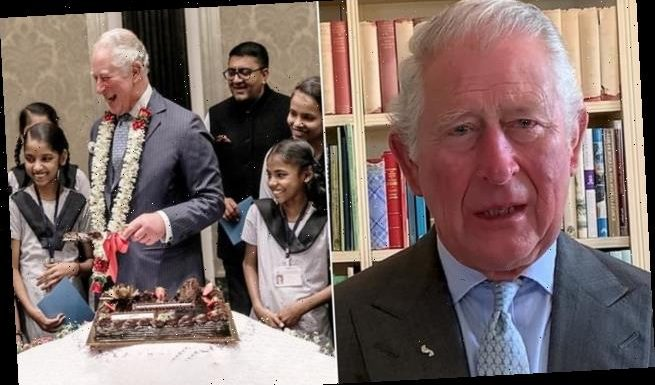 Prince Charles praises 'vital role' of the British Asian community