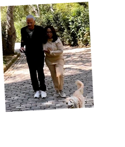 Oprah Winfrey Shares Emotional Reunion With Stedman Graham After 14-Day Quarantine