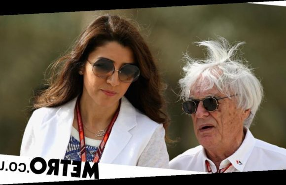 Bernie Ecclestone responds to uproar over having baby at the age of 89