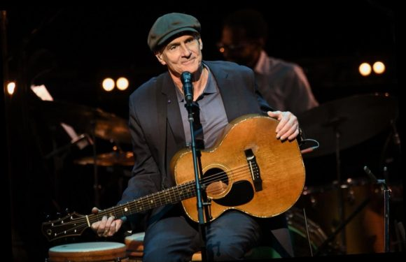 James Taylor Will Join 'The Voice' as a 'Mega Mentor'