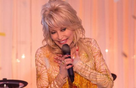 Dolly Parton says coronavirus pandemic is a 'lesson' from God