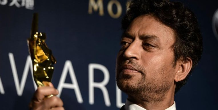 Indian actor Irrfan Khan dies at 53 from colon infection