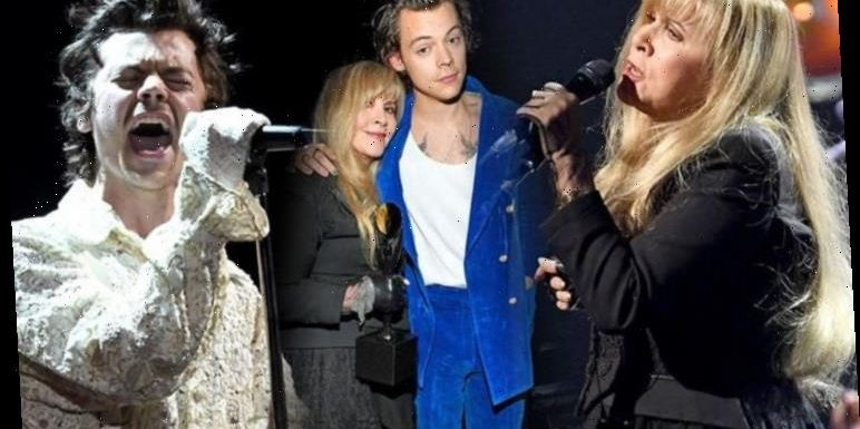 Harry Styles: Stevie Nicks makes incredible revelation about Fine Line 'Blows my mind'